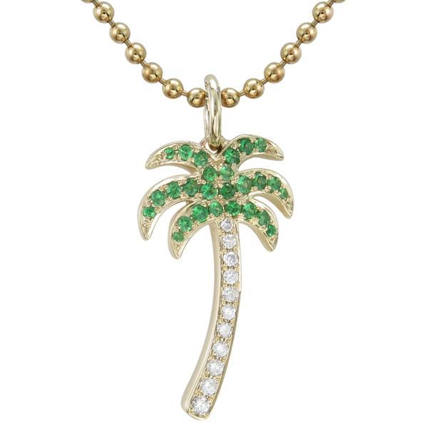 Diamond and green sapphire palm tree mission designs diamond and green sapphire palm tree aloadofball Images